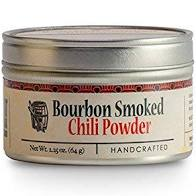 Bourbon Smoked Chili Powder - 2.25 oz Tin