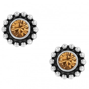 J2049F Twinkle Mini Post Earrings