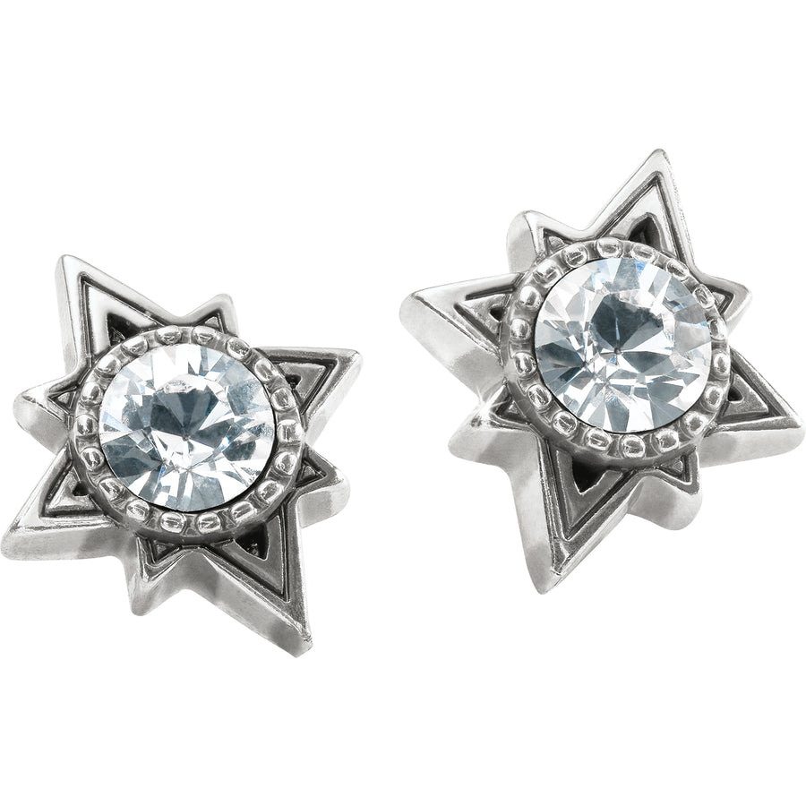 JA4111 Halo Swing Post Earring