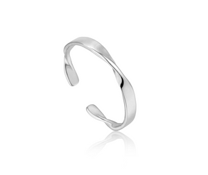 HELIX THIN ADJUSTABLE RING
