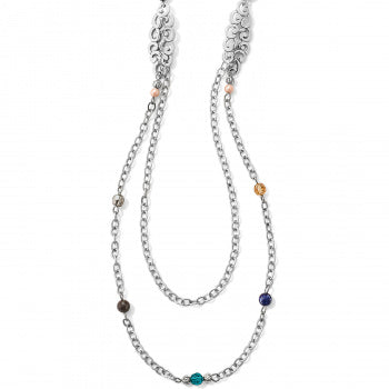JM1383 Barbados Nuvola Long Necklace