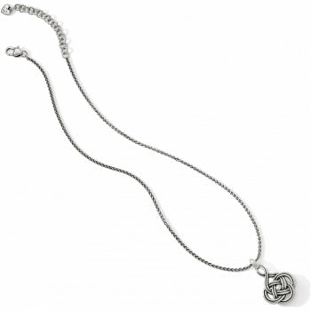 JL5281 Interlok Petite Necklace