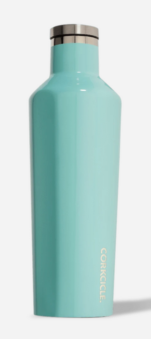 Canteen 16oz Gloss Turquoise