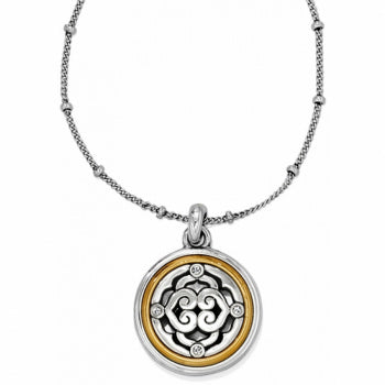 JL0472 Intrigue Reversible Petite Necklace