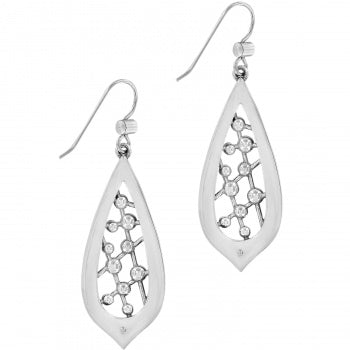 JA5991 Empress French Wire Drop Earrings