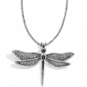 JL8531 Solstice Dragonfly Necklace