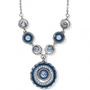 JL7891 Halo Eclipse Necklace