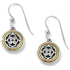 JE8732 Intrigue French Wire Earrings