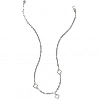 JL8300 Trio Charm Necklace