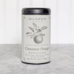 Tea Tin Bags - Cinnamon Orange Spice