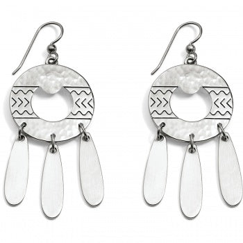 JA5031 Marrakesh Mirage Jade French Wire earrings