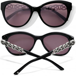A12953 Interlok Braid Sunglasses