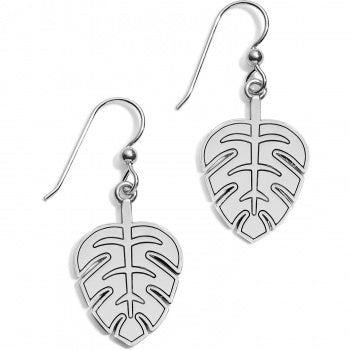 JA5741 Arica Stories Safari Palm French Wire earrings