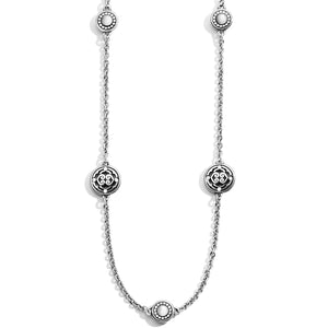 JM2272 Intrigue Petite Long Necklace