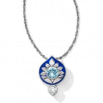 JM2223 Journey To India Petite Reversible Necklace