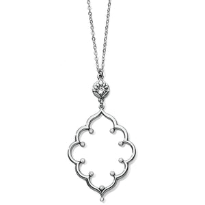 JM3301 Journey To India Lotus Necklace