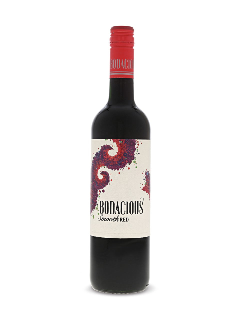BODACIOUS SMOOTH RED 750ml
