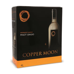 COPPER MOON PINOT GRIGIO 4000ml