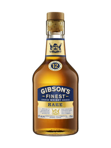 GIBSON'S FINEST RARE 12 YEAR OLD 375ml
