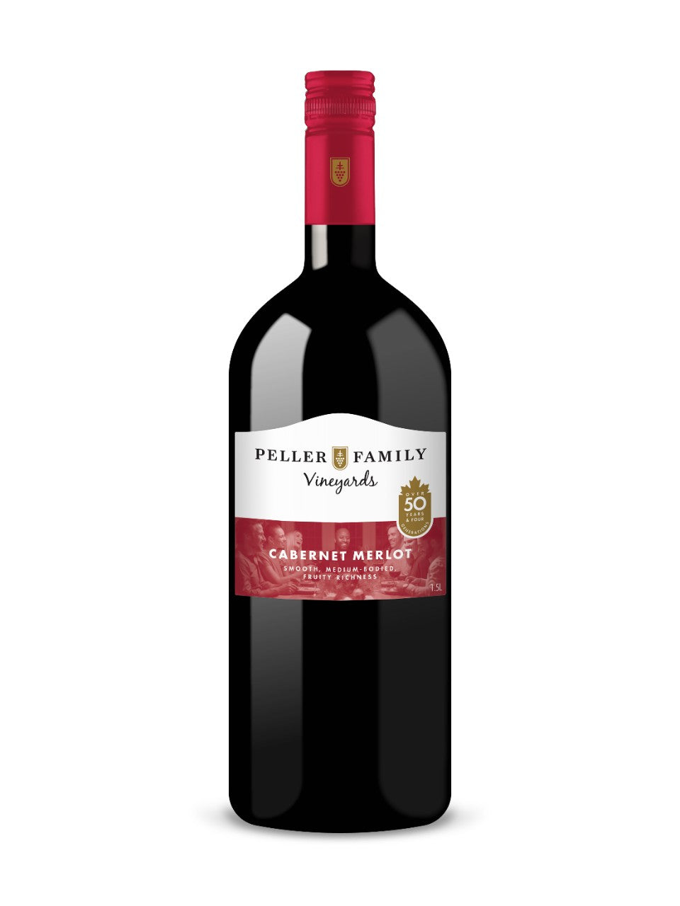 PELLER FAMILY VINEYARDS CABERNET MERLOT