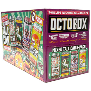 PHILLIPS BREWING OCTOBOX MIXED 3784ml