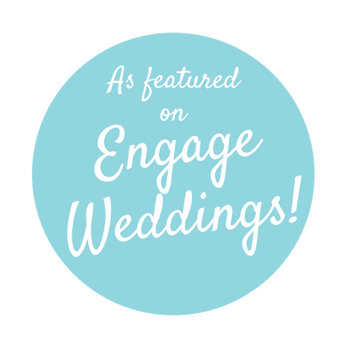 engage weddings blog feature