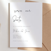 Elegant Wedding Save the Date