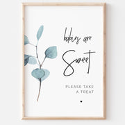 SARA | Eucalyptus Babies Are Sweet Sign - MakeMeDigital