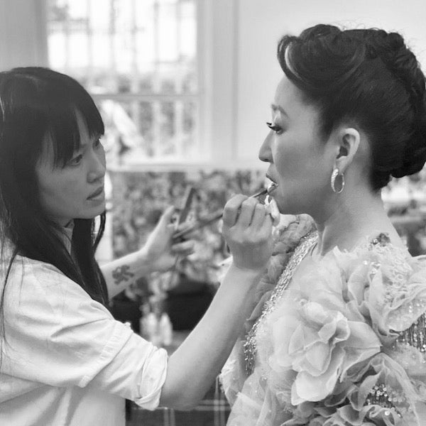 INTERVIEW WITH MAI QUYNH - MUA TO SANDRA OH AND JESSICA CHASTAIN