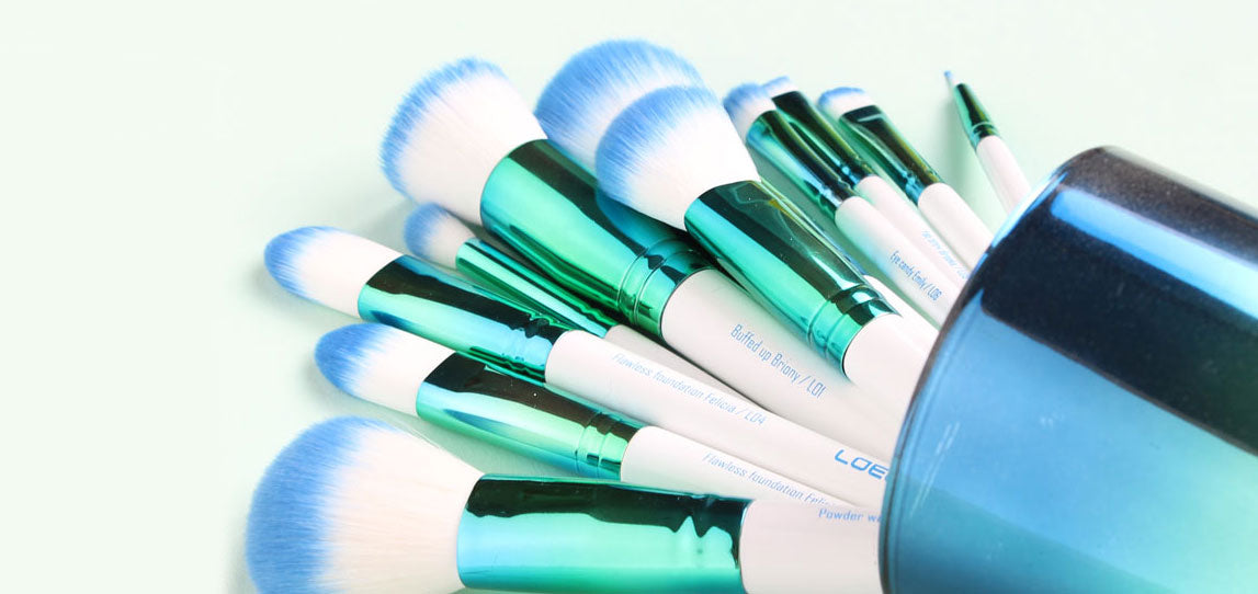 Why and how often to clean your makeup brushes