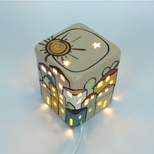 Load image into Gallery viewer, Table lamp cube