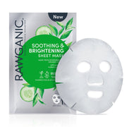 RAWGANIC Soothing & Brightening Sheet Mask