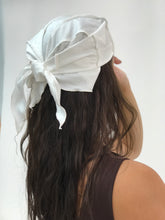 "Load image into Gallery viewer, The ""Berlin"" Bamboo Silk Headscarf"