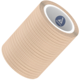 BANDAGE ROLLS - SELF ADHERENT SENSI WRAP