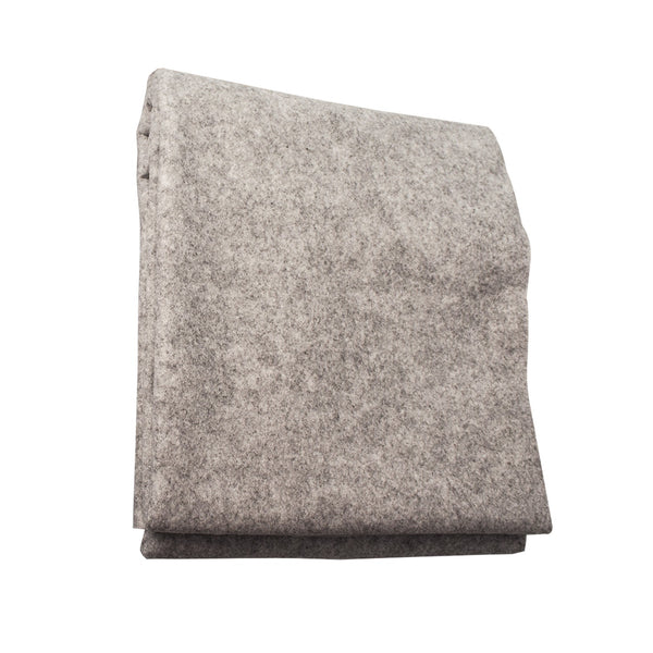 Disposable Grey Blanket 24 count