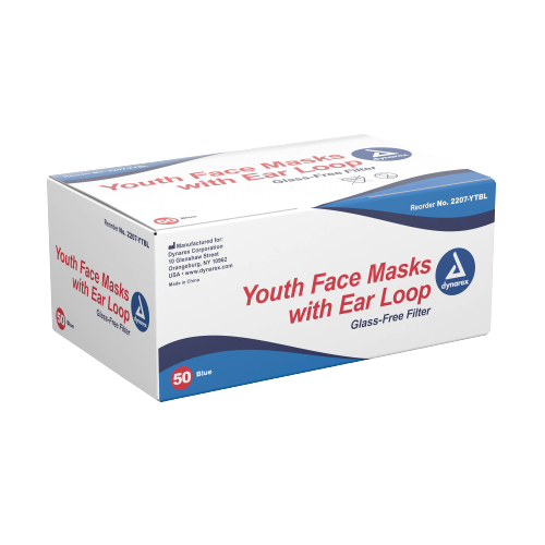 Youth Face Mask - Medical - (50 count)