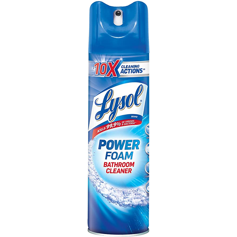 Lysol Power Foam Spray 24 oz (LIMIT ONE PER CUSTOMER PER DAY)