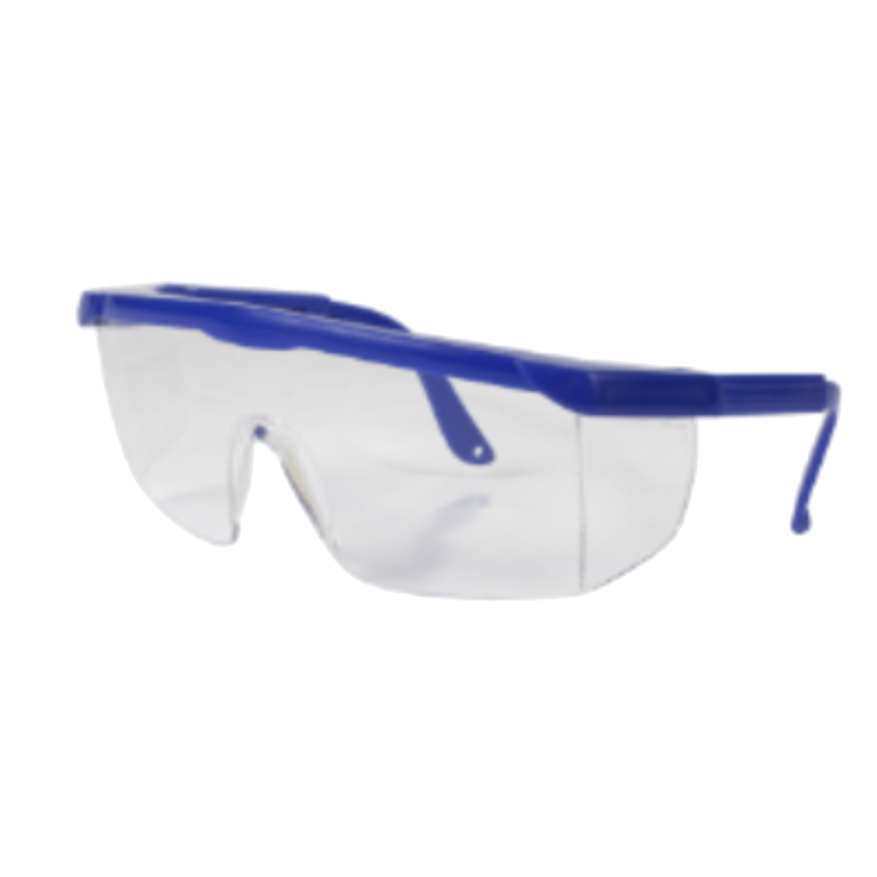 Safety Glasses Blue Qty 1