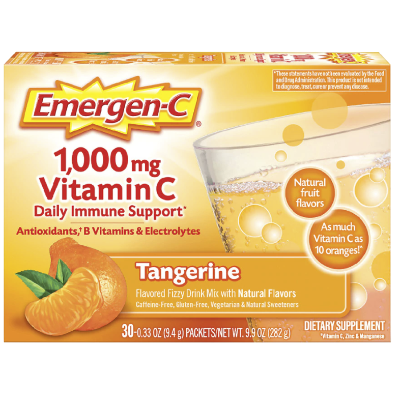 Emergen-C (Tangerine) (30 packets)