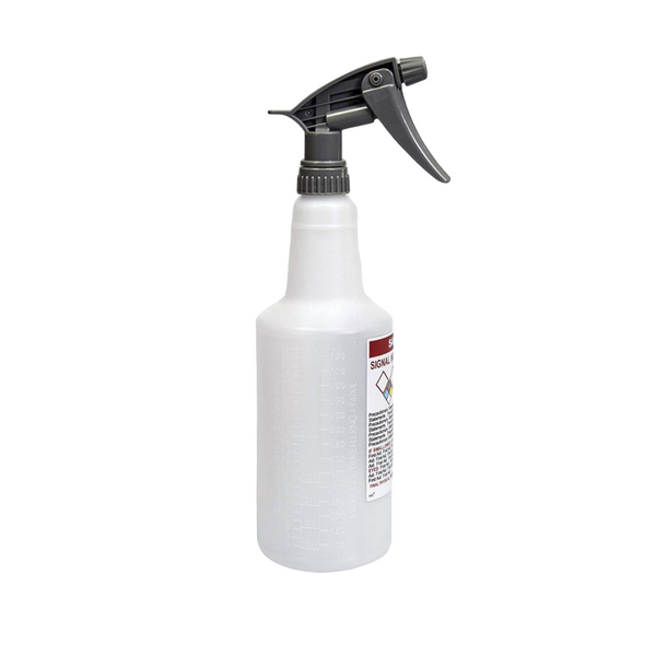 Alcohol 70% (Isopropyl Alcohol) 32oz Spray Bottle