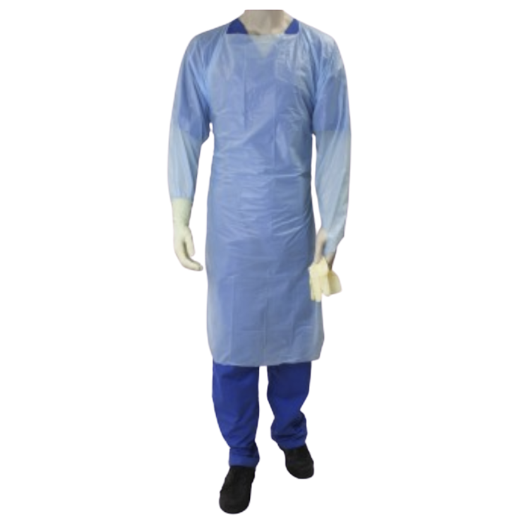 Isolation Gowns (10 pack)