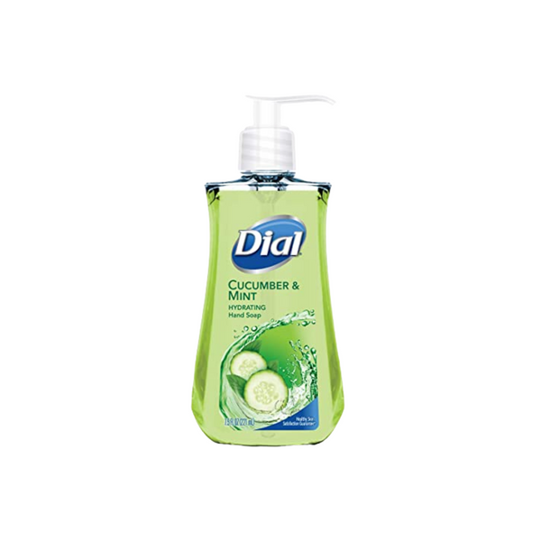 Dial Liquid Hand Soap Cucumber & Mint 7.5oz