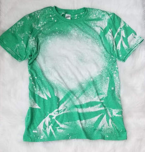 BLEACHED SHIRT BLANKS  *Two Colors Available*