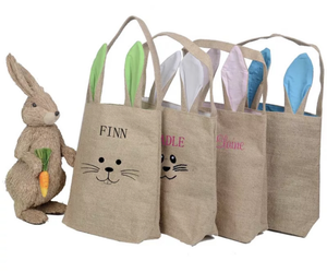 Easter bag with EARS style blank