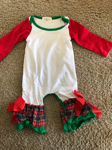 Christmas Romper Extras