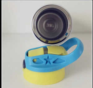 Kids Sippy Cups- Blue/Yellow