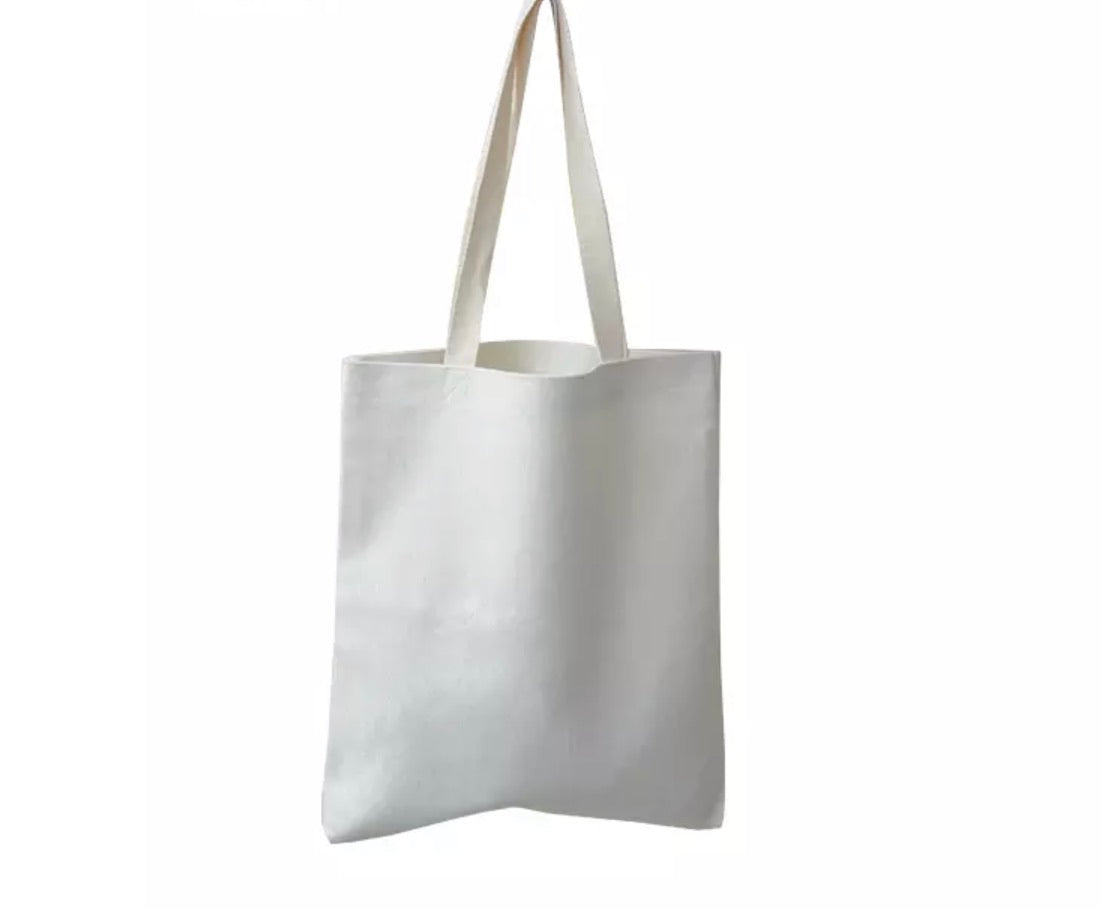 Linen Tote bags for sublimation