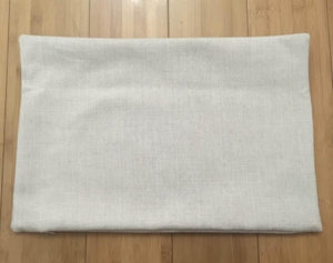 Long Pillow Covers (12x18-zip code)