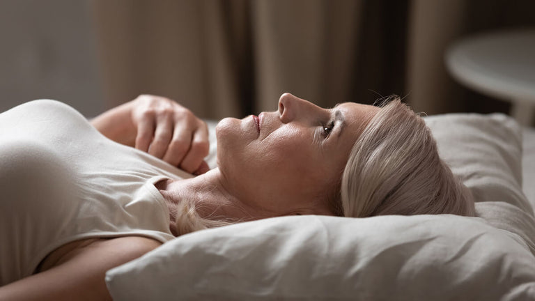 Insomnia is common in menopause, but do not let it overwhelm you
