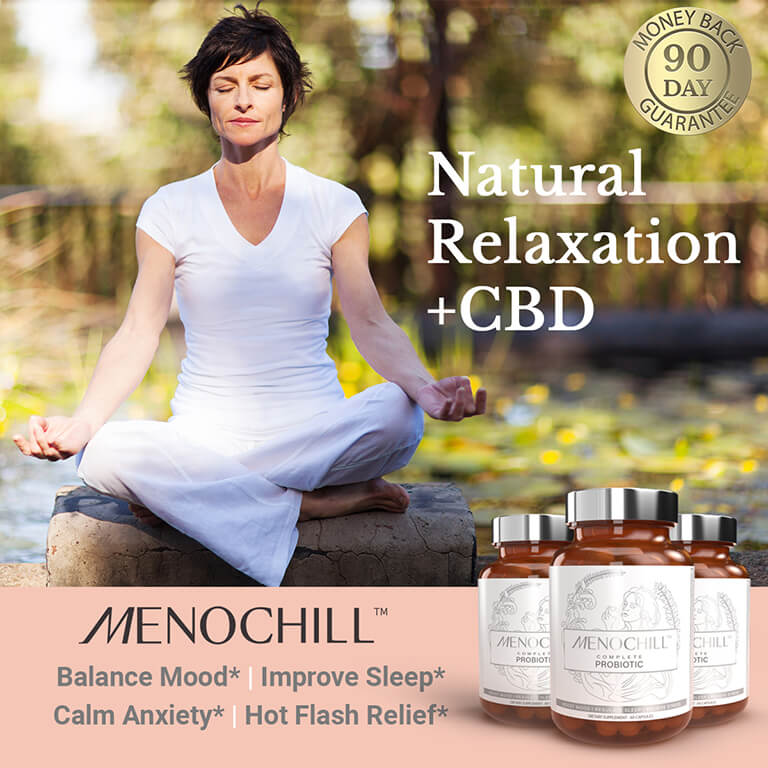 MenoChill 90 Day 3-Pack